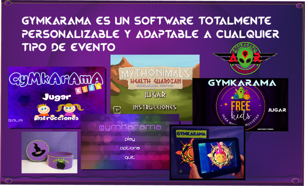Gymkarama Personalizable